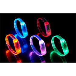 HERCULES PULSERAS LED. PACK DE 10 UNIDADES | Quonty.com | 4780878