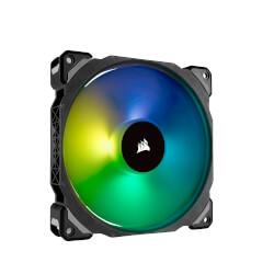 VENTILADOR CAJA CORSAIR ML140 PRO RGB 140MM PREMIUM 1UND | Quonty.com | CO-9050077-WW