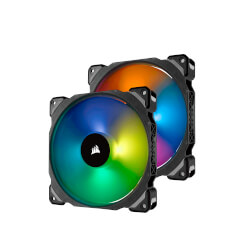 VENTILADOR CAJA CORSAIR ML140 PRO RGB 140MM PREMIUM MAGNETIC   Quonty.com   CO-9050078-WW