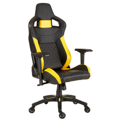 Silla Corsair Gaming T1 Race 2018 Edit. Negra/Amarilla | Quonty.com | CF-9010015-WW