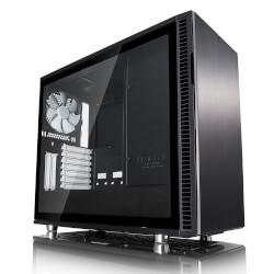 FRACTAL CAJA DEFINE R6 BLACK ATX   Quonty.com   FD-CA-DEF-R6-BK