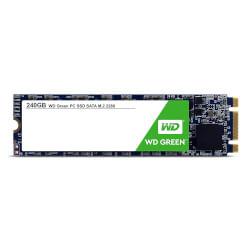 SSD WD GREEN SATA M.2 240GB | Quonty.com | WDS240G2G0B