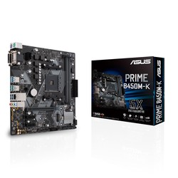 PLACA ASUS PRIME B450M-K AMD AM4 MATX   Quonty.com   90MB0YP0-M0EAY0