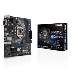 Placa Asus Prime H310m-A R2.0 Intel1151 2ddr4 Pcie3.0 Matx | Quonty.com | 90MB0Z10-M0EAY0