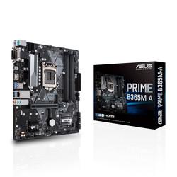 Placa Asus Prime B365m-A Intel1151 Matx | Quonty.com | 90MB10N0-M0EAY0