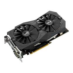 ASUS STRIX-GTX1050TI-4G-GAMING 4GB GDDR5 PCIE3.0 | Quonty.com | 90YV0A31-M0NA00