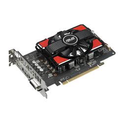 TARJETA GRAFICA ASUS RX550-4G 4GB GDDR5 PCIE3.0 HDMI AMD | Quonty.com | 90YV0AG0-M0NA00