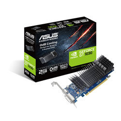Grafica Asus Gt1030-Sl-2g-Brk Gt1030 2gb Gddr5 Pcie3.0 Hdmi | Quonty.com | 90YV0AT0-M0NA00