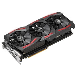 TARJETA GRAFICA ASUS ROG-STRIX-RXVEGA64-O8G-GAMING 8GB GDDR5 PCIE3.0 HDMI | Quonty.com | 90YV0B00-M0NM00