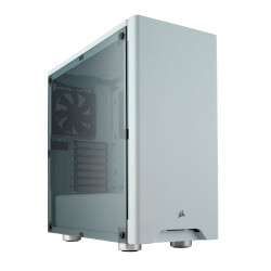 Caja Semitorre/Atx Corsair Carbide 275r Blanco | Quonty.com | CC-9011133-WW