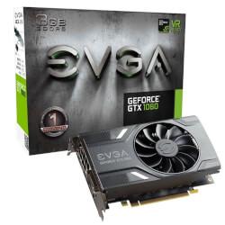 VGA EVGA GEFORCE GTX 1060 GAMING   Quonty.com   03G-P4-6160-KR