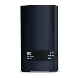 "WD CAJA SERVER NAS 2 BAHIAS 3.5ï"" 16TB MY CLOUD EX2 Ultra | Quonty.com | WDBVBZ0160JCH-EESN"