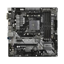 Placa Base Asrock B450m Pro4 Amd Am4 Atx | Quonty.com | 90-MXB8F0-A0UAYZ