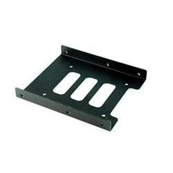 ADAPTADOR COOLBOX DISCOS SSD - BAHIA DE 3.5'' A 2.5'' | Quonty.com | COO-AB3525M