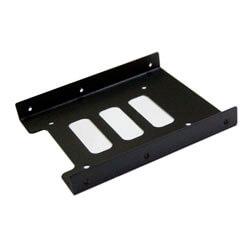 ADAPTADOR UNYKA DISCOS HDD/SSD - BAHÍA 3.5'' A 2,5'' | Quonty.com | 50519