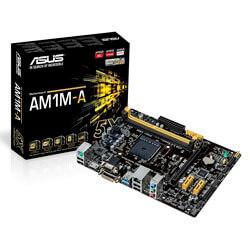 PLACA ASUS AM1M-A AM1 2DDR3 HDMI SATA3 USB3.0 MATX | Quonty.com | 90MB0IR0-M0EAY0