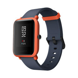 SMARTWATCH XIAOMI AMAZFIT BIP GLOBAL 1.28'' GPS PULSOMETRO IP68 RED | Quonty.com | UYG4022RT