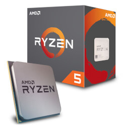 Micro Amd Am4 Ryzen 5 2600 3,40/3,90ghz 16mb | Quonty.com | YD2600BBAFBOX