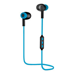 AURICULARES WOXTER AIRBEAT BT-5 BLUE | Quonty.com | AP26-021