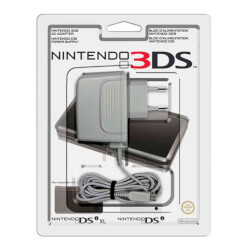ADAPTADOR CORRIENTE NINTENDO 3DS/3DS XL | Quonty.com | 2210031P3