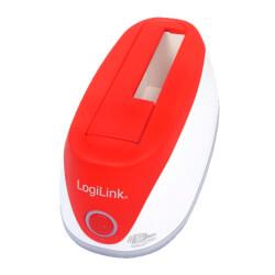 DOCKING STATION LOGILINK HD 2.5 /3.5 SATA USB 3.0 | Quonty.com | QP0018
