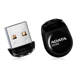 PENDRIVE ADATA AUD310 16GB USB2.0 NEGRO | Quonty.com | AUD310-16G-RBK