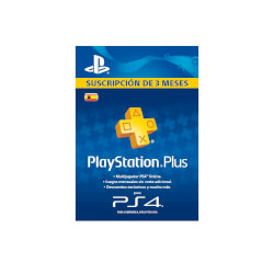 Tarjeta Sony Ps Plus 90 Dias | Quonty.com | 9812845