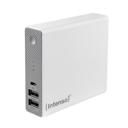 POWERBANK INTENSO ST13000 BLANCO | Quonty.com | 7333542