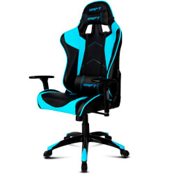 Silla Gaming Drift Dr300 Negro/Azul | Quonty.com | DR300BL