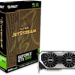 PALIT GTX 1060 SUPER JETSTREAM 6GB GDDR5 | Quonty.com | NE51060S15J9J