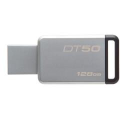 PENDRIVE 128GB USB 3.1 KINGSTON DT50 NEGRO | Quonty.com | DT50/128GB