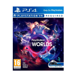 JUEGO SONY PS4 VR WORLDS VR | Quonty.com | 9854852
