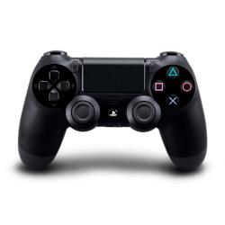 GAMEPAD ORIGINAL SONY PS4 DUALSHOCK NEGRO V.2 | Quonty.com | 9870159