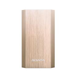 POWERBANK ADATA A10050 DORADO   Quonty.com   AA10050-5V-CGD