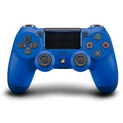 GAMEPAD ORIGINAL SONY PS4 DUALSHOCK AZUL V.2 | Quonty.com | 9893851