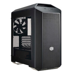 TORRE MICRO ATX COOLERMASTER MASTERCASE PRO 3 | Quonty.com | MCY-C3P1-KWNN