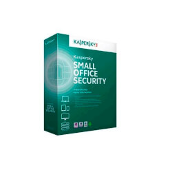 SOFTWARE KASPERSKY SMALL OFFICE SECURITY 5.0 5U | Quonty.com | KL4533XBEFS-ES