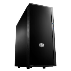 TORRE ATX COOLERMASTER SILENCIO 452 | Quonty.com | SIL-452-KKN1