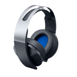 AURICULARES MICRO WIRELESS SONY PS4 PLATINUM | Quonty.com | 9812753