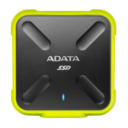 HD EXT USB 3.1 2.5 SSD 512GB ADATA SD700 YELLOW | Quonty.com | ASD700-512GU3-CYL