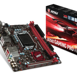 PLACA BASE MSI 1151 B250I GAMING PRO AC | Quonty.com | 911-7A67-001
