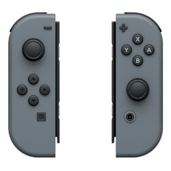 GAMEPAD ORIGINAL NINTENDO SWITCH JOY-CON GRIS | Quonty.com | 2510066
