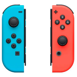 GAMEPAD ORIGINAL NINTENDO SWITCH JOY-CON AZUL/ROJO | Quonty.com | 2510166
