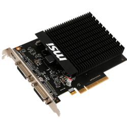 MSI GT 710 H2D 2GB GDDR3 | Quonty.com | 912-V809-2248