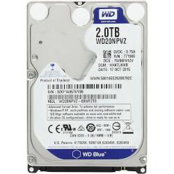 DISCO DURO 2.5 2TB SATA3 WD 8MB MOBILE BLUE | Quonty.com | WD20NPVZ
