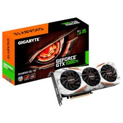GIGABYTE GTX 1080 TI GAMING OC 11GB GDDR5X | Quonty.com | GV-N108TGAMING OC-11GD