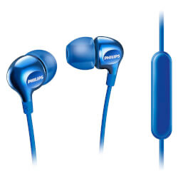AURICULARES PHILIPS SHE3705BL/00 AZUL | Quonty.com | SHE3705BL/00