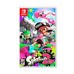 Juego Nintendo Switch Splatoon 2 | Quonty.com | 2520581