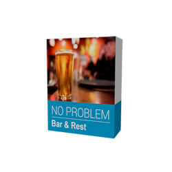 TPV SOFTWARE NO PROBLEM BAR REST | Quonty.com | NO PROBLEM BAR REST