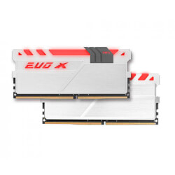 MODULO DDR4 16GB PC2400 GEIL EVO X WHITE | Quonty.com | GEXG416GB2400C16SC
